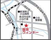 ウィンドー地図